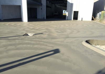 Commercial Driveway 2